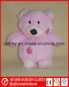 Microwaveable Heated Bed Warmer Stuffed Animal Toy pictures & photos