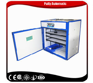 Thermostat Hatching Egg Incubation Machine for Chicken Eggs pictures & photos