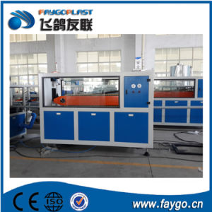 20-140mm PVC Pipe Extrusion Machine pictures & photos
