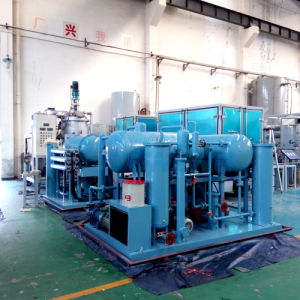 Deep Dehydration Filtration Vacuum Turbine Oil Dehydration Plant pictures & photos