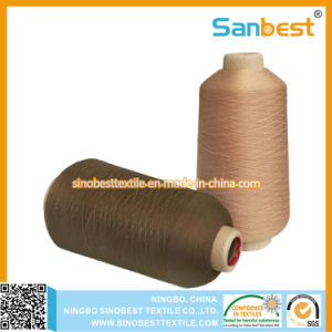 100% Polyester Textured Over-Lock Thread for Underwear pictures & photos
