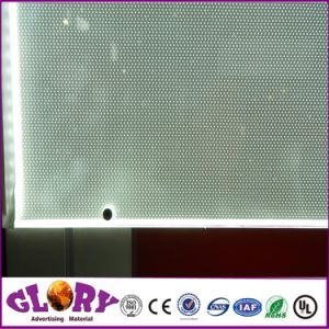 Hightlight Laser Dotting LED Light Guide Panel pictures & photos