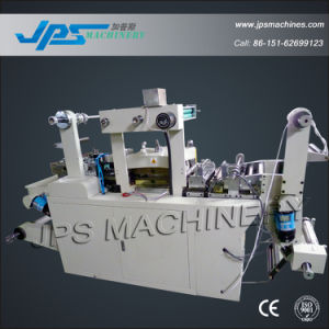 Pre-Printed Label Die Cutter Machine with Lamination+Punching+Hot Stamping pictures & photos