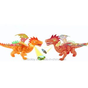 Simulation Electric and Vocal Dinosaur Toy Gift pictures & photos