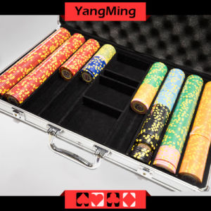 Aluminum Carrying Case for Casino Poker Chip Set (YM-AB01) pictures & photos