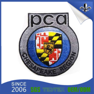 Good Price Clothing Woven Label/Patch for Showing pictures & photos