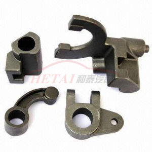 Investment Casting with Alloy or Canbon Steel Suitable for Auto Parts