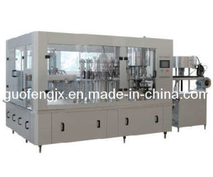 Balanced Pressure Washing Filling and Capping Machine (CGDF)