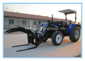 Tractor Fit with Front End Loader (TZ04D) pictures & photos
