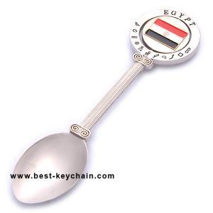 Zinc Alloy Egypt Gifts Souvenir Metal Spoon (BS11081) pictures & photos
