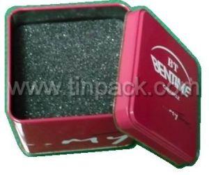 Sqaure Tins, Square Can, Square Tincan, Square Tinbox, Square Watch Box, Watch Can, Gift Can, GIft Box