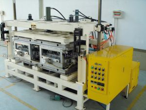 PU-Covering on The Plastic Parts Foaming Mold Carrier pictures & photos