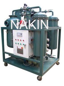 Vacuum Turbine Oil Treatment Equipment pictures & photos