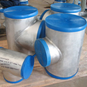 Titanium Tube Fittings Exported to Indonesia (PTA Project)