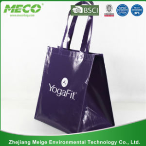 Eco Friendly Reusable Non Woven Cloth Tote Bags (MECO204) pictures & photos