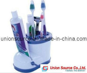 Toothpaste Push Accessory and Brush Holder pictures & photos