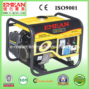 Home Use Silent Gasoline Generator pictures & photos