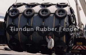 Marine Fender/ Floating Fender/ Foam Filled Fender (TD-F) pictures & photos