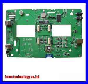 Scanner PCB Electronic Manufacturing Assembly (PCBA) pictures & photos