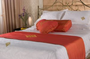 Hotel Bedding (SDF-B054) pictures & photos
