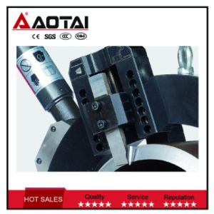 Aotai Light Weight Pipe Cutting and Beveling Machine, Clamshell Split Frame Machine pictures & photos