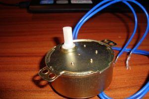 India Cooling Fan Motor (D cut shaft)
