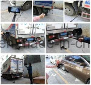 High Safety Handheld Portable Anti-Terrorism Uvss Under Vehicle Surveillance Scanning Inspection System pictures & photos