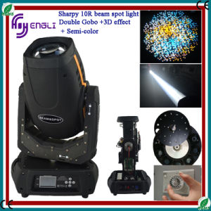 280W 10r Moving Head Beam Spot Stage Lighting (HL-280ST) pictures & photos