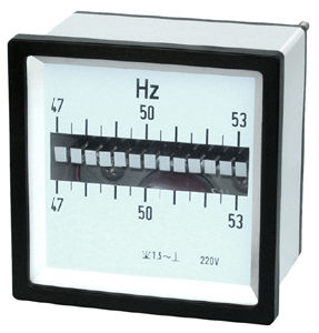 72 Frequency Meter (Reeds Type) pictures & photos