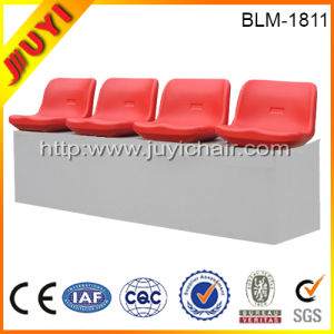 HDPE Environmental Football Seat/Soccer Seat/Stadium Chair Blm-1811 pictures & photos