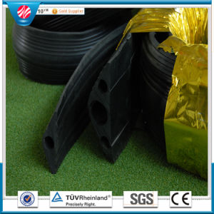 Channel Rubber Floor Cable Protector, Rubber Cable Protector pictures & photos