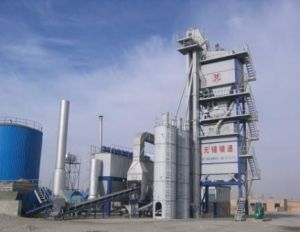 Down-Storage (Underneath) Type Asphalt Mixing Plant (QLB-X3000)