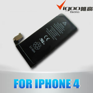 Hot Sale! ! Battery for iPhone 4G Internal Battery, 1420mAh, 3.7V Assembled pictures & photos