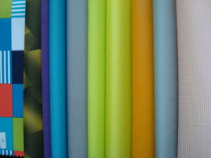 Low Elastic Polyester Fabric pictures & photos