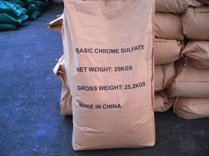 Tannery Chemicals Chrome Sulphate 22% pictures & photos