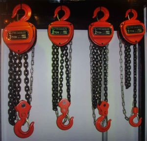 Hsz-Vc Series Chain Hoist Range From 0.5t-10t