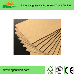 18mm Plain MDF for Furniture Use pictures & photos