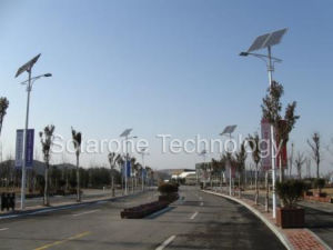 Solar Street Light 60W (SSLD60) pictures & photos