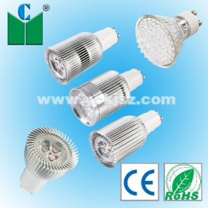 LED Spotlight 5W GU10 CREE CE RoHS