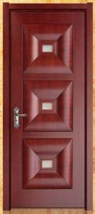 High Quality Wood Door (11-2002) Bread Door Interior Door pictures & photos