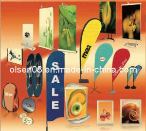 Flying Banner/Display Banner/Advertising Banner pictures & photos