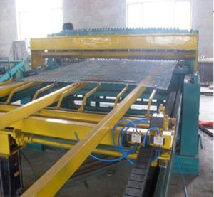Welded Construction Wire Mesh Machine (YB-38)