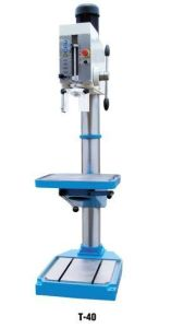 Vertical Drilling Machine (Vertical Drill Press T-40) pictures & photos