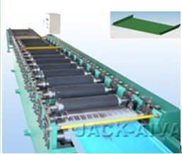 Shelving Panel Roll Forming Machine