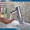 Flg Bathroom Faucet Automatic Bathroom Faucet Sensor Taps pictures & photos