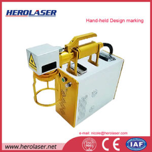 Small Size Rust Removal Hand-Held Laser Cleaning Machine pictures & photos