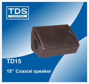 15′′ Coaxial Speaker (TD15) pictures & photos