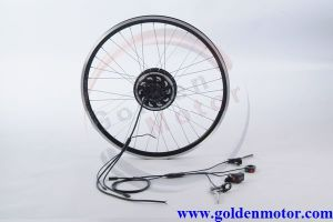 Programmable New Version Magic Pie Electric Bicycle / E Bike Conversion Kit / Motor / Wheel 24V/36V/48V 200-400W pictures & photos