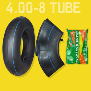 Tricycle / Motorcycle Tube and Tyre 4.00-8 Tvs Pattern pictures & photos