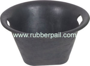 Rubber Bucket, Barrel, Construction Bucket, Tools (05600)